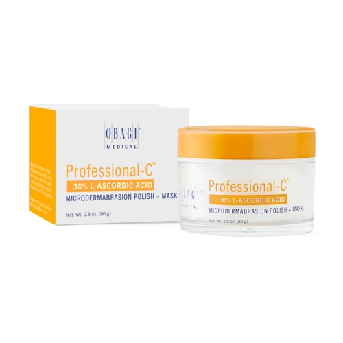 Obagi Professional C Microdermabrasion Polish And Mask