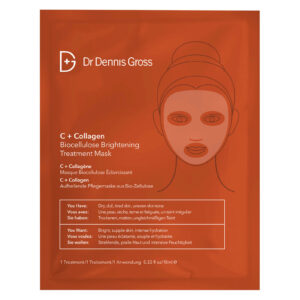 Dr Dennis biocellulose brightening treatment Mask