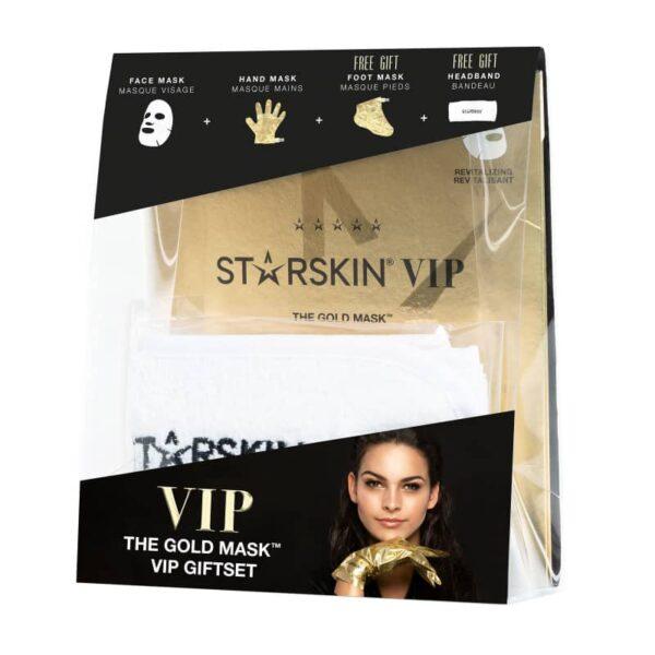 Gold Mask Vip Giftset
