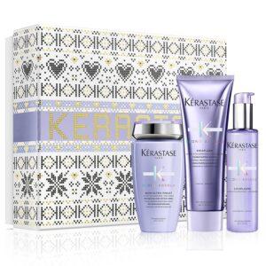 Kerastase Blond Absolu Luxury Gift Set For Lightened Hair