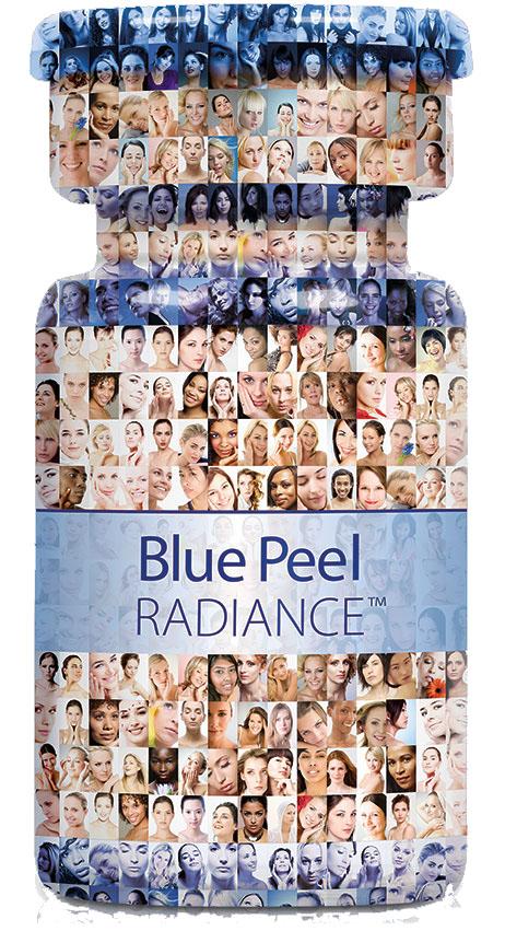 Blue Peel Radiance Vial 1