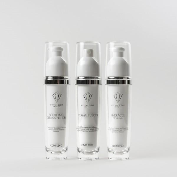Complex C 3 Smaller Bottles