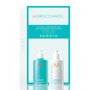 Moroccanoil Smoothing Shampoo And Conditioner Duo 500ml 500x50022